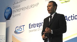 Entrepreneurs from Indonesia, Lebanon, Egypt, and Malaysia Win GIST Tech-I Competition 2012