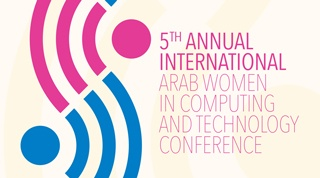ArabWIC 5th Annual International conference on Arab Women in Computing [Call for Applications]