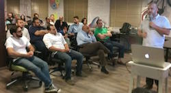 Global startup accelerator Founder Institute test launches Amman chapter