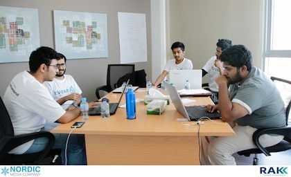 54 hours challenge to build 8 startups in Ras Al Khaimah