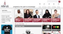 اطلاق نبراس كبوابة للتعليم العربي المتعلق بالتجارة عبر الانترنت