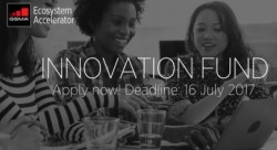 GSMA Ecosystem Accelerator Innovation Fund - Round 2
