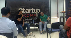 Startup Grind Ramallah hosts Dave McClure