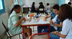 Spark, faire des lycéens tunisiens des entrepreneurs
