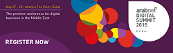 Arabnet Digital Summit 2015 in Dubai