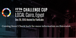 1776 Challenge Cup Local: Cairo, Egypt