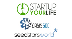 StartupYourLife announces two new partnerships, with Seedstars World and Oasis500