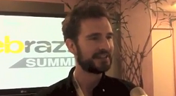 Spotify's Axel Bringeus at Webrazzi 2012