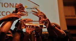 Enactus Morocco met à l'honneur les entrepreneurs étudiants