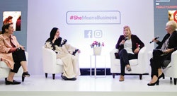 When Facebook means business for MENA women
