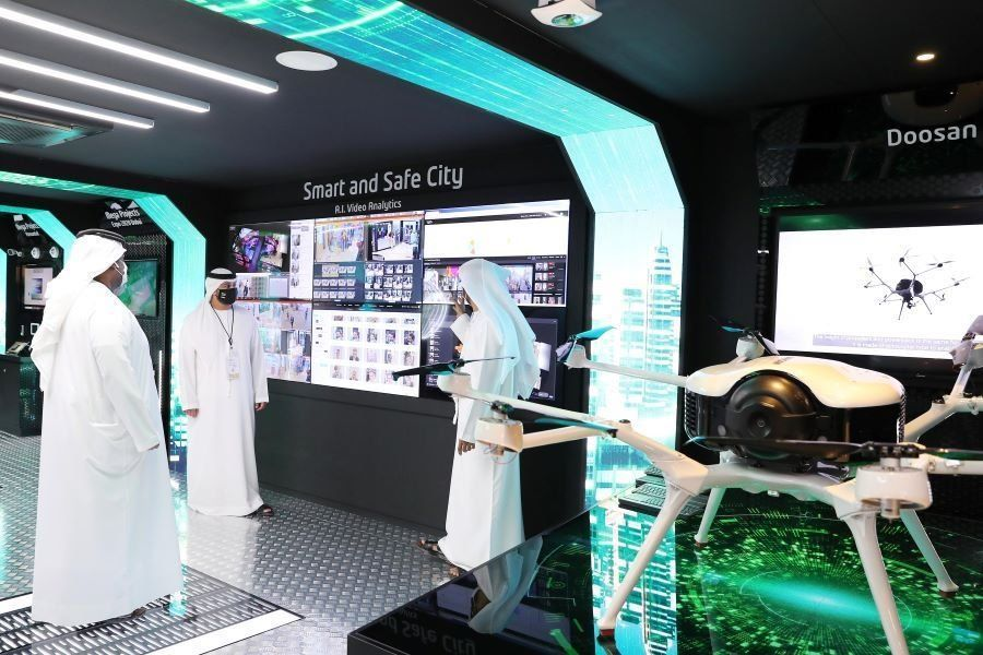 Facing new realities at Gitex 2020