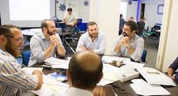 'أويسيس500' تسعى لاصطياد فرص التكنولوجيا المالية