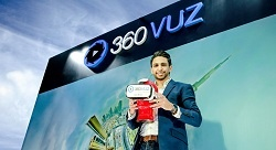 '360VUZ' تحصل على تمويل ضخم من  'واحة دبي للسيليكون' ومستثمرين أفراد