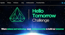 Hello Tomorrow Challenge kickoff