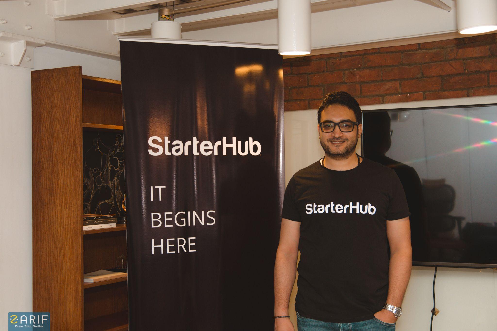RiseUp acquires StarterHub