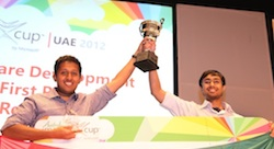 Microsoft Imagine Cup UAE Announces Winner