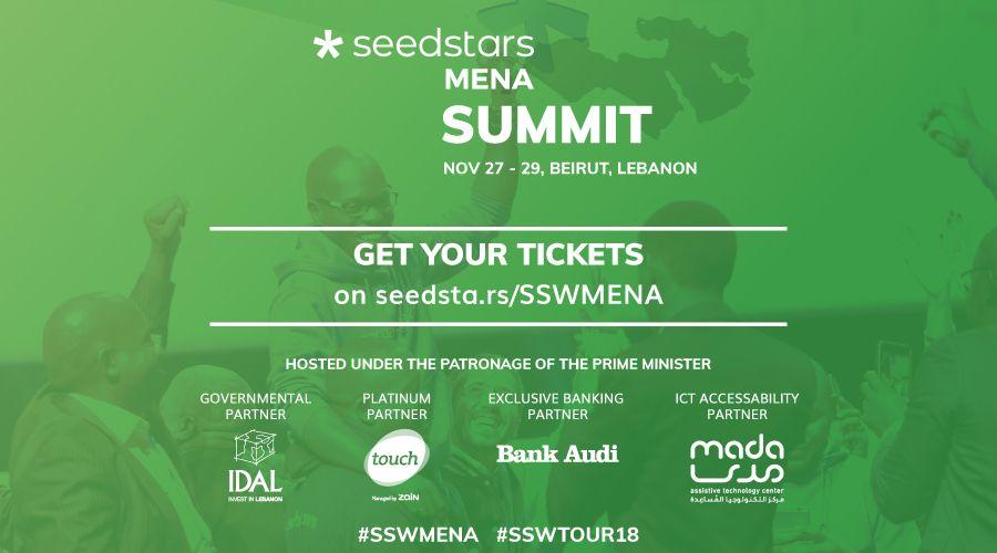 Seedstars MENA Summit