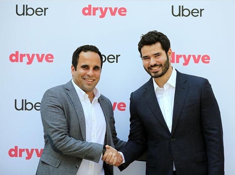 Uber partners up with Egypt's peer-to-peer car sharing platform Dryve