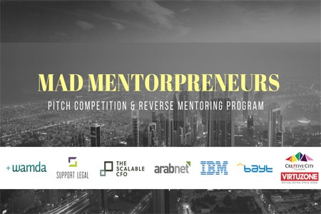 Six winners, including 2 international startups at MAD Mentorpreneurs