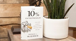 When less is more: The 10% entrepreneur [Podcast]