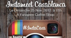 Morocco's First Instameet in Casablanca this Sunday