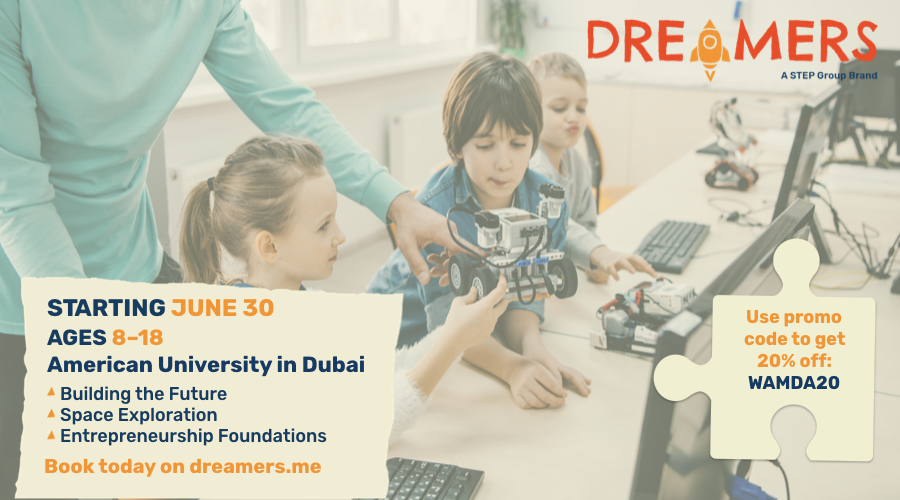 The Dreamers 2019 Summer Camp | Technology, Space, and Entrepreneurship