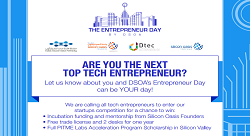 DSOA launches The Entrepreneur Day competition
