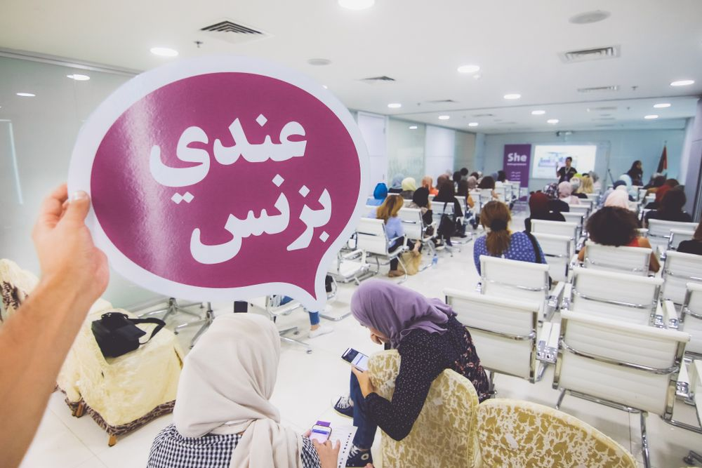 Overcoming barriers of women-led entrepreneurship in Palestine