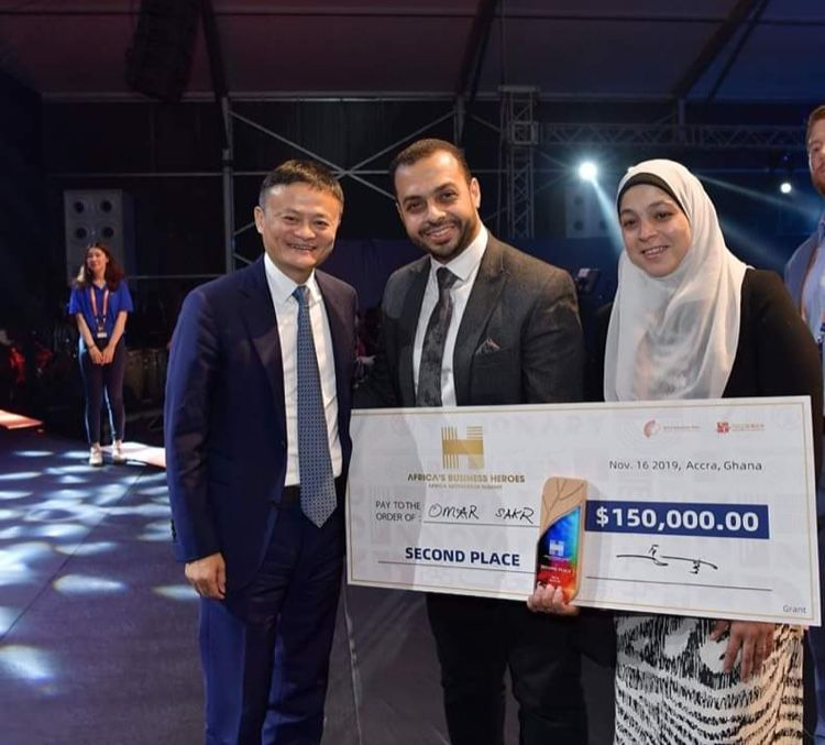 Nawah Scientific wins second place and $150,000 at Jack Ma's Africa Netpreneur Prize