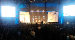 BDL Accelerate 2014's first day: tips from the top