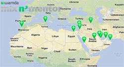 ومضة تطلق فعاليات التواصل والإرشاد في كافة المنطقة العربية، سجِّل الآن