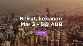 ourMENA Beirut Hackathon