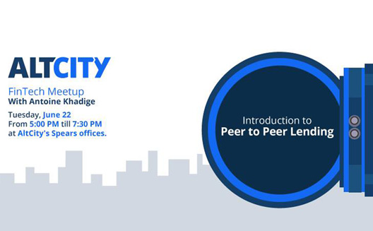 AltCity's second fintech meetup – Introduction to P2P lending
