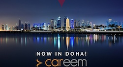 Car service Careem expands to Doha, Riyadh, discusses Uber