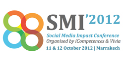 تأثير الإعلام الإجتماعي 2012 في المغرب