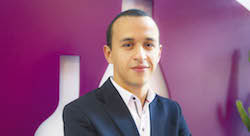 Toufik Lerari, the entrepreneur who believes communication is Algeria's future