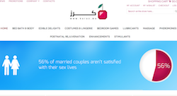 Palestinian entrepreneur launches e-store and educational blog on sexual health for married couples