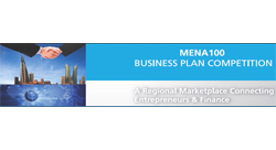 The MENA 100 Business Plan Competition: Promoting Innovative Entrepreneurship