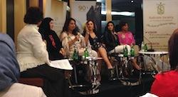 حين تناقش نساء البحرين حاجات الشركات الناشئة المحلية