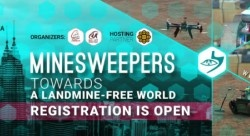Minesweepers: Towards a Landmine-Free World