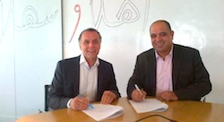 Zain Jordan partners with Wamda to support startups via Corporate Entrepreneurship Responsibility