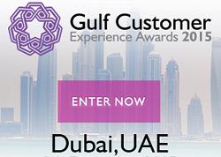Gulf Customer Experience Awards 2015