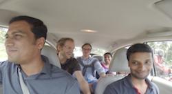 Carpool Arabia: Looking to ease the UAE's traffic congestion woes