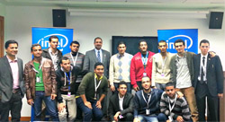 Intel Ideathon Camp Helps College Students Innovate Egypt's Future