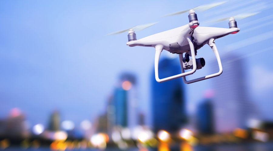Falcon Eye Drones raises investment from Aerodyne Group