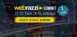 Webrazzi Summit 2015 in Istanbul [Discount]