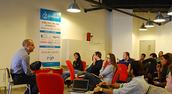 What did startups learn at Astrolabs' recent workshop in Amman?