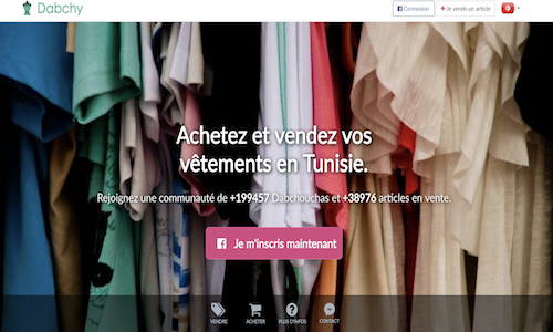 How this startup digitized the business of second-hand clothes in Tunisia