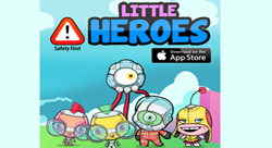 Wixel Studios launched Little Heroes, Big deeds; will it bring them long-awaited success?