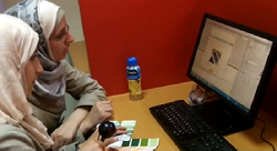 Women entrepreneurs in Gaza develop new app for the blind [Wamda TV]